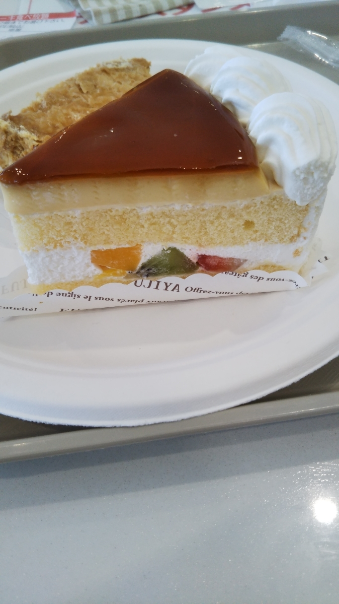 不二家 フィーストタウン塩山店 ケーキ食べ放題_f0076001_22400818.jpg