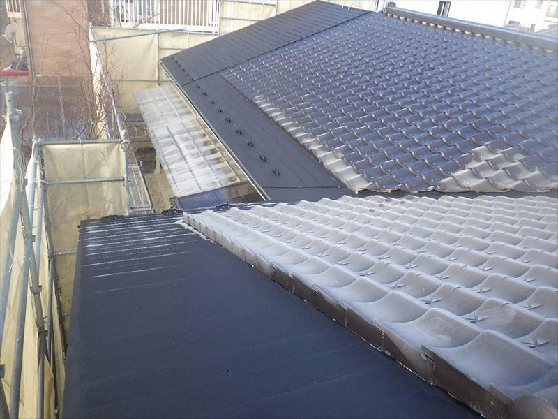 屋根と外壁の塗装リフォーム_f0105112_05120477.jpg