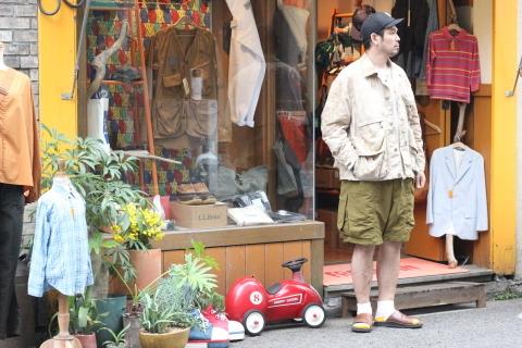 "「norbit」 軽くて丈夫な \""Nylon Grosgrain Shorts\"" (HNPT-036) ご紹介_f0191324_09231666.jpg"