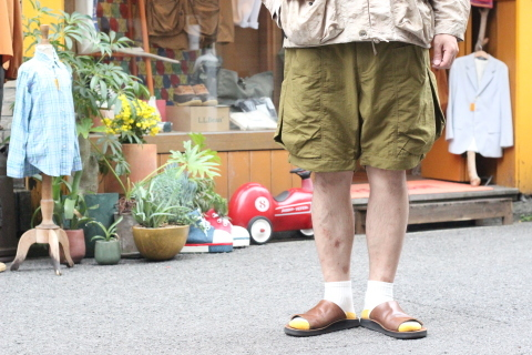 "「norbit」 軽くて丈夫な \""Nylon Grosgrain Shorts\"" (HNPT-036) ご紹介_f0191324_09234422.jpg"