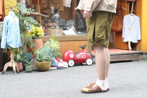 "「norbit」 軽くて丈夫な \""Nylon Grosgrain Shorts\"" (HNPT-036) ご紹介_f0191324_09235196.jpg"