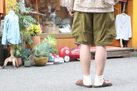 "「norbit」 軽くて丈夫な \""Nylon Grosgrain Shorts\"" (HNPT-036) ご紹介_f0191324_09240184.jpg"