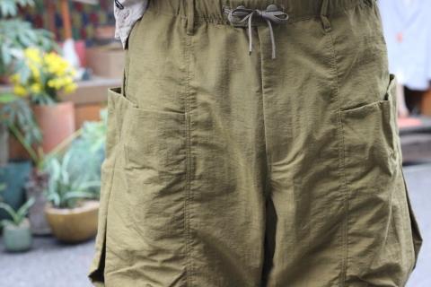 "「norbit」 軽くて丈夫な \""Nylon Grosgrain Shorts\"" (HNPT-036) ご紹介_f0191324_09240720.jpg"