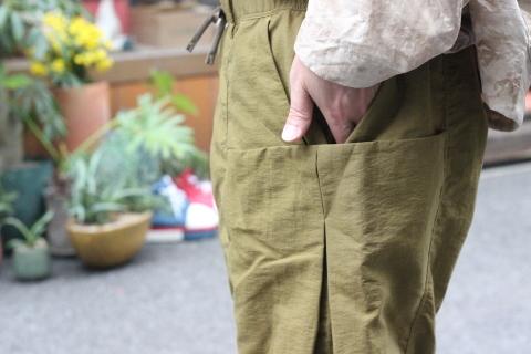 "「norbit」 軽くて丈夫な \""Nylon Grosgrain Shorts\"" (HNPT-036) ご紹介_f0191324_09242875.jpg"