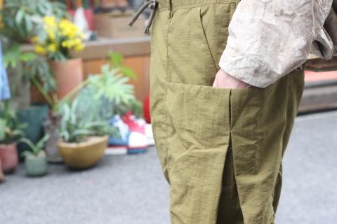 "「norbit」 軽くて丈夫な \""Nylon Grosgrain Shorts\"" (HNPT-036) ご紹介_f0191324_09243686.jpg"