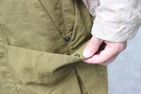"「norbit」 軽くて丈夫な \""Nylon Grosgrain Shorts\"" (HNPT-036) ご紹介_f0191324_09244526.jpg"