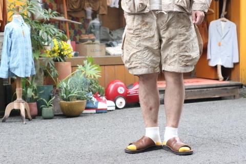 "「norbit」 軽くて丈夫な \""Nylon Grosgrain Shorts\"" (HNPT-036) ご紹介_f0191324_09251612.jpg"