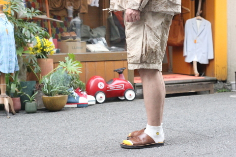"「norbit」 軽くて丈夫な \""Nylon Grosgrain Shorts\"" (HNPT-036) ご紹介_f0191324_09252301.jpg"