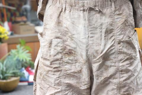 "「norbit」 軽くて丈夫な \""Nylon Grosgrain Shorts\"" (HNPT-036) ご紹介_f0191324_09253774.jpg"