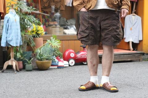 "「norbit」 軽くて丈夫な \""Nylon Grosgrain Shorts\"" (HNPT-036) ご紹介_f0191324_09263152.jpg"