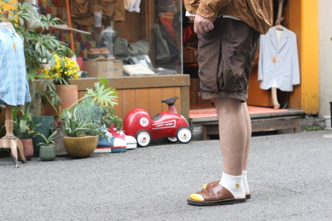 "「norbit」 軽くて丈夫な \""Nylon Grosgrain Shorts\"" (HNPT-036) ご紹介_f0191324_09265909.jpg"
