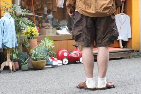 "「norbit」 軽くて丈夫な \""Nylon Grosgrain Shorts\"" (HNPT-036) ご紹介_f0191324_09270646.jpg"