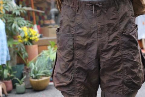 "「norbit」 軽くて丈夫な \""Nylon Grosgrain Shorts\"" (HNPT-036) ご紹介_f0191324_09271478.jpg"