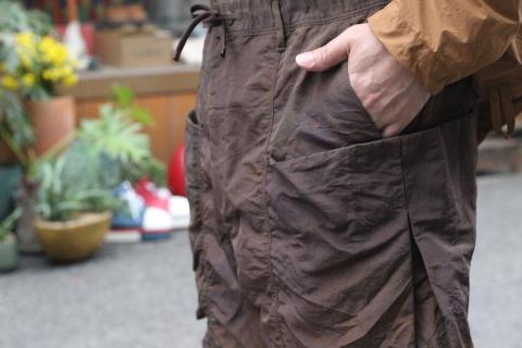 "「norbit」 軽くて丈夫な \""Nylon Grosgrain Shorts\"" (HNPT-036) ご紹介_f0191324_09272347.jpg"
