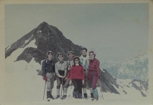 上越のマッターホルン・大源太山1971年 / 思い出アルバム_d0288144_21315859.jpg