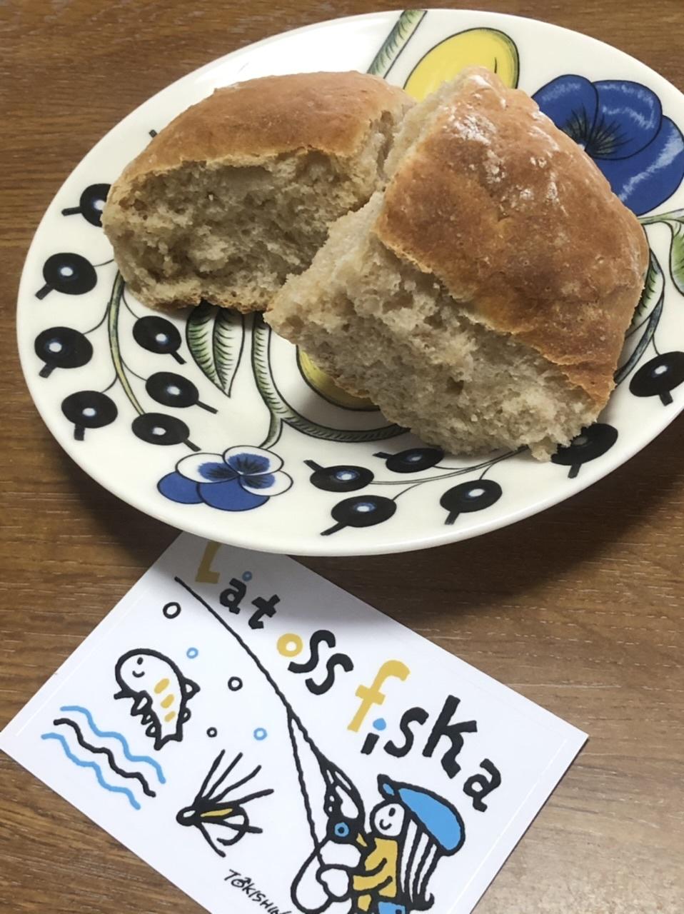 パン焼き、土曜日。_a0016090_18472055.jpeg