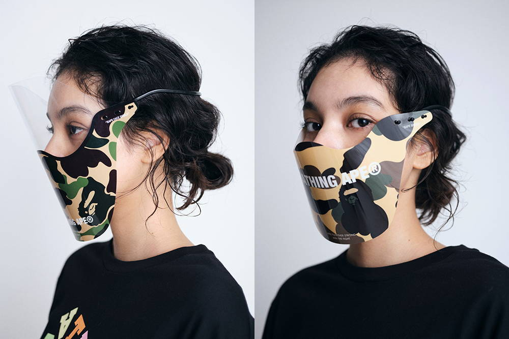 BAPE® FACE SHIELD & CUSTOM PARTS_a0174495_11423752.jpg