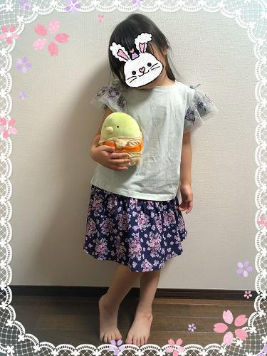 エニィファムで購入した素敵なTシャツ。_f0108346_22103811.jpg