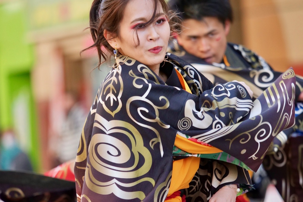 2020YOSAKOIぶち楽市民祭その26( 仁双弍心)_a0009554_21555231.jpg