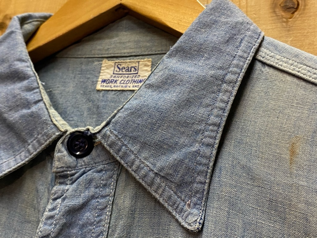 Vintage Chambray!!(マグネッツ大阪アメ村店)_c0078587_12562362.jpg