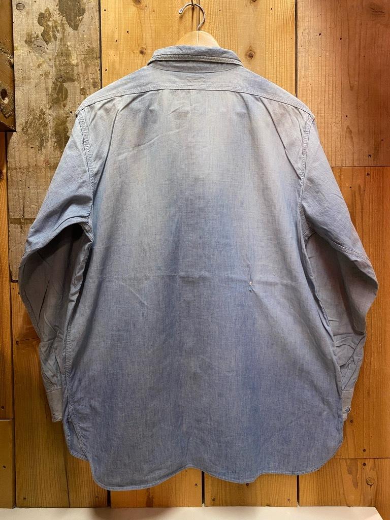 Vintage Chambray!!(マグネッツ大阪アメ村店)_c0078587_12571282.jpg