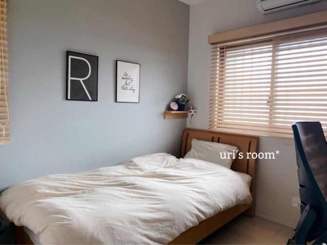 ベッドパッドを新調しました。_a0341288_23551423.jpg