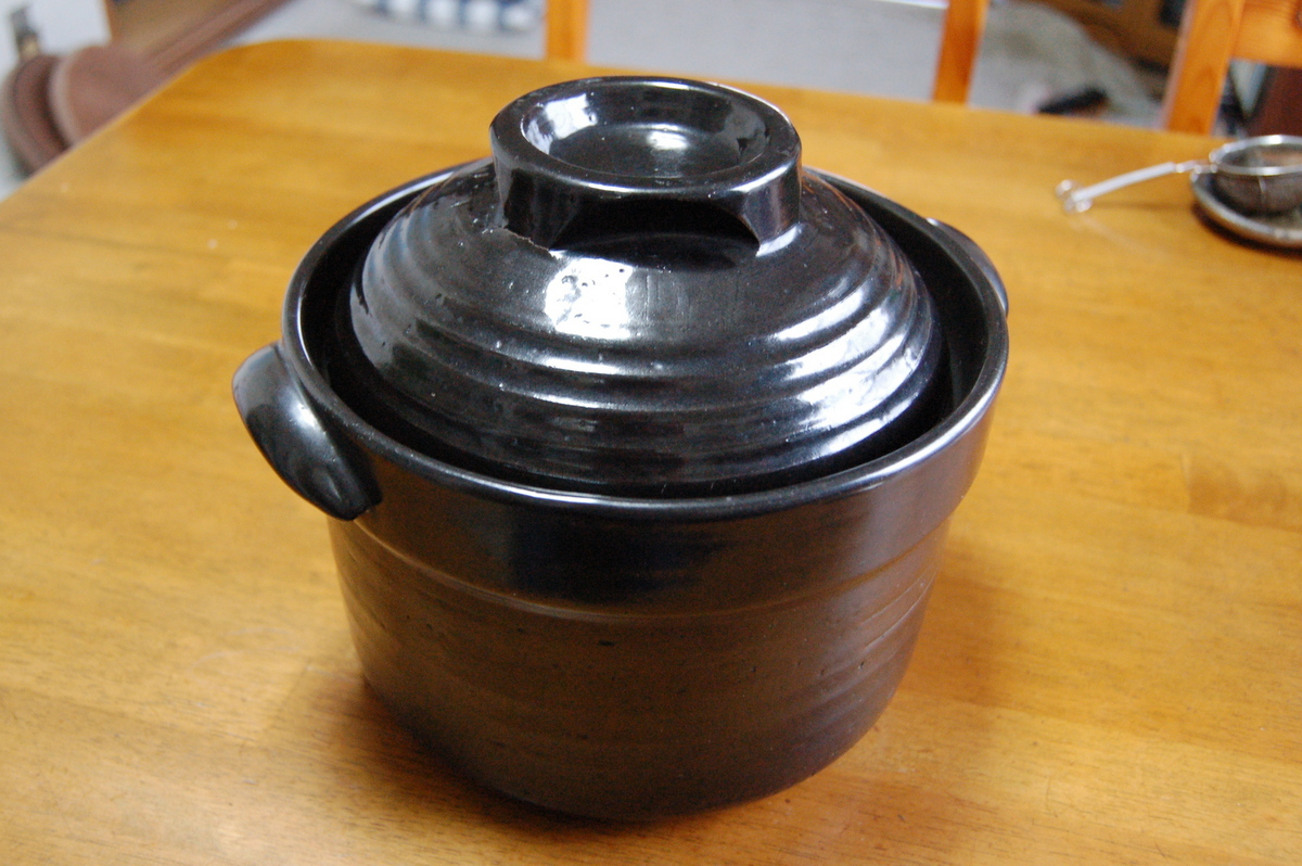 土鍋 de ご飯_c0057390_00201211.jpg
