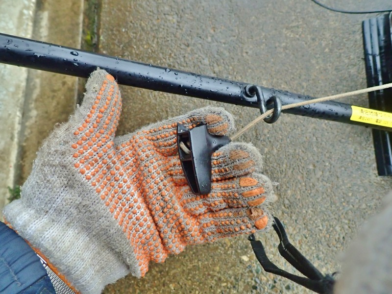 連休中には「芝刈り機の整備」を行いました_c0336902_20354343.jpg