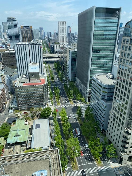 W大阪の スペクタキュラールーム_e0401509_13343408.jpg
