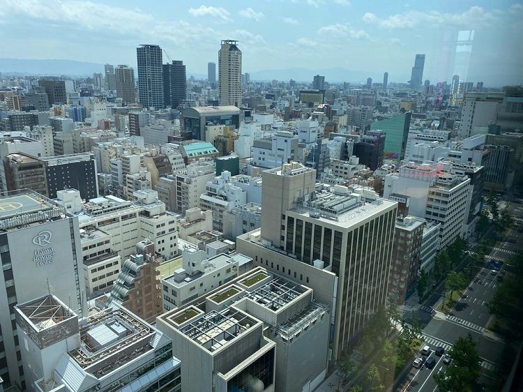 W大阪の スペクタキュラールーム_e0401509_13343484.jpg