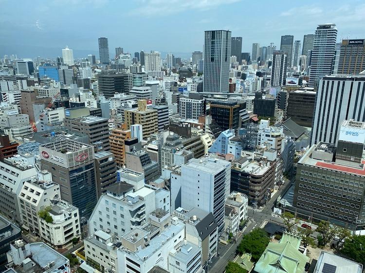 W大阪の スペクタキュラールーム_e0401509_13343565.jpg