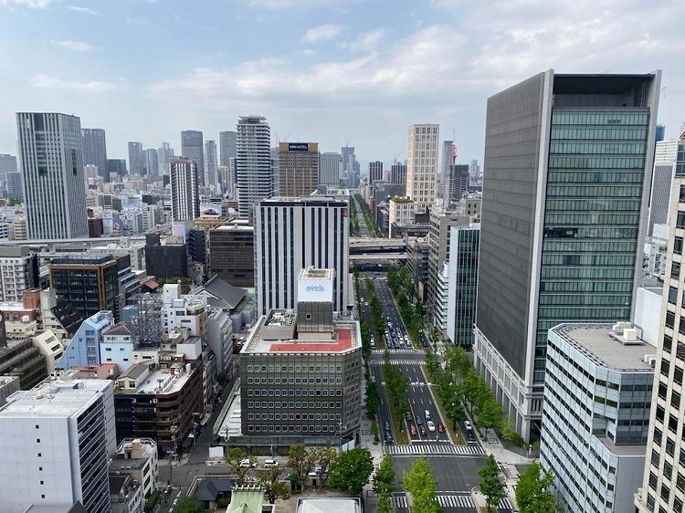 W大阪の スペクタキュラールーム_e0401509_13343577.jpg