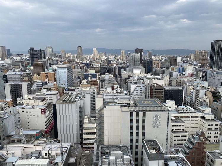 W大阪の スペクタキュラールーム_e0401509_13343579.jpg