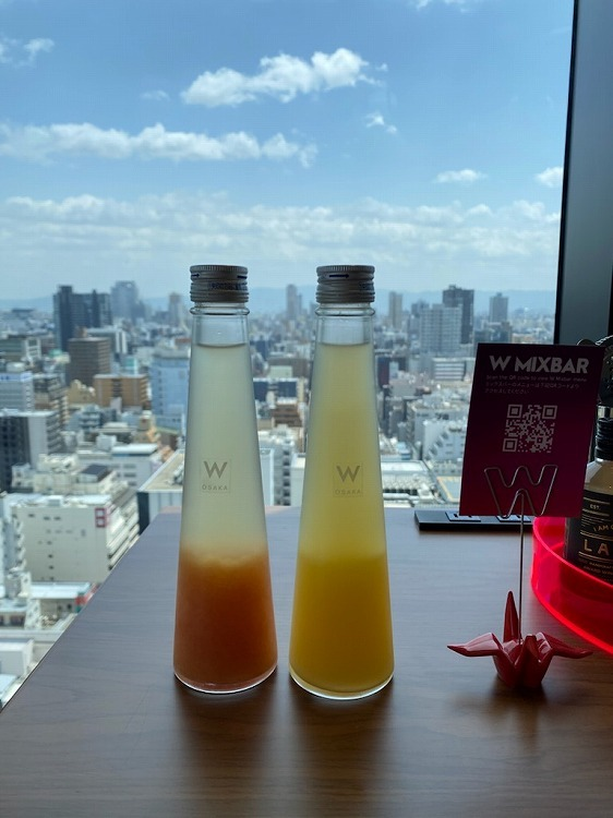 W大阪の スペクタキュラールーム_e0401509_13442470.jpg