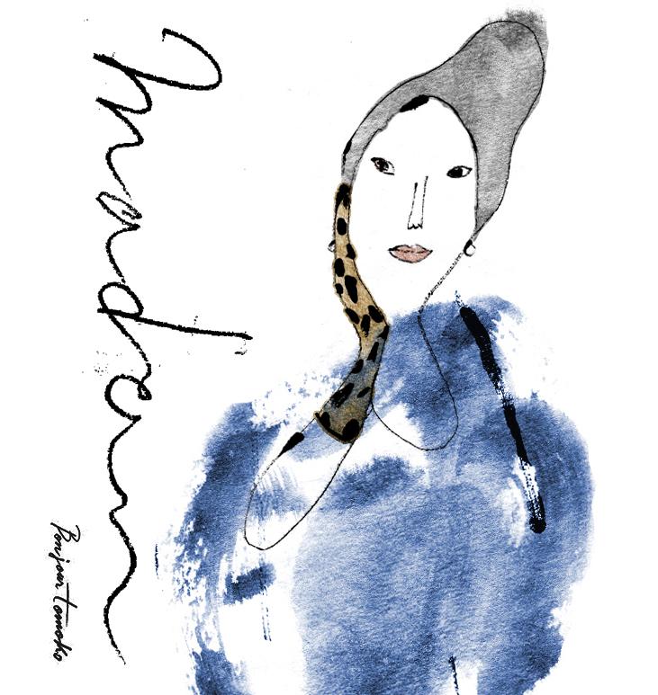 「Bonjour!  Madam」_c0186612_17022046.jpg