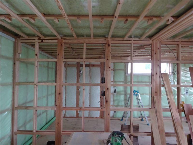 「上堂の家」大工進行中!_f0105112_04301350.jpg
