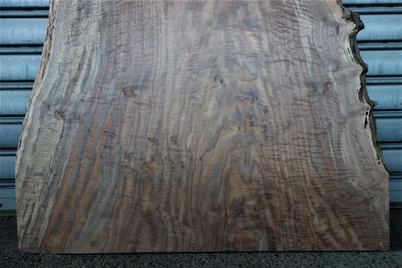 クラロウォルナット Claro walnut 一枚板 A❷_e0156341_07471808.jpg