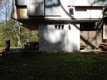 吉村順三の軽井沢の家を見学しました。_c0195909_11130319.jpg
