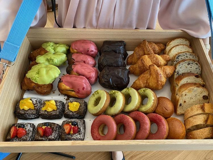 W大阪の朝食_e0401509_10064146.jpg
