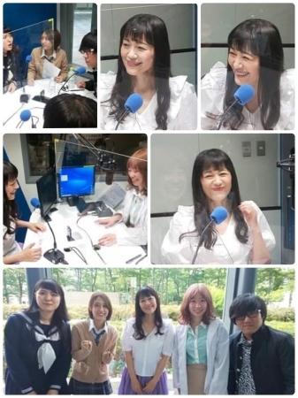 5月4日みどりの日!かわさきFM 『アニメラジオ』でした♪_a0087471_23100626.jpeg
