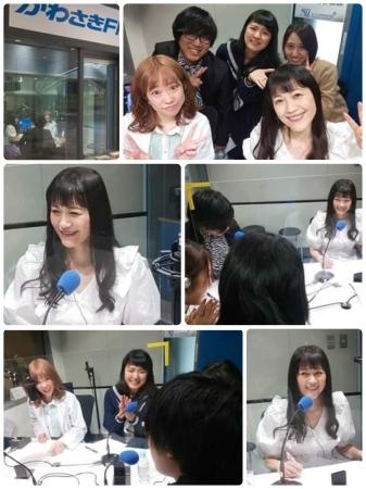 5月4日みどりの日!かわさきFM 『アニメラジオ』でした♪_a0087471_23103543.jpeg