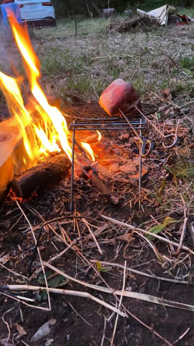2回目のキャンプ、草刈り_f0074803_16344969.jpg