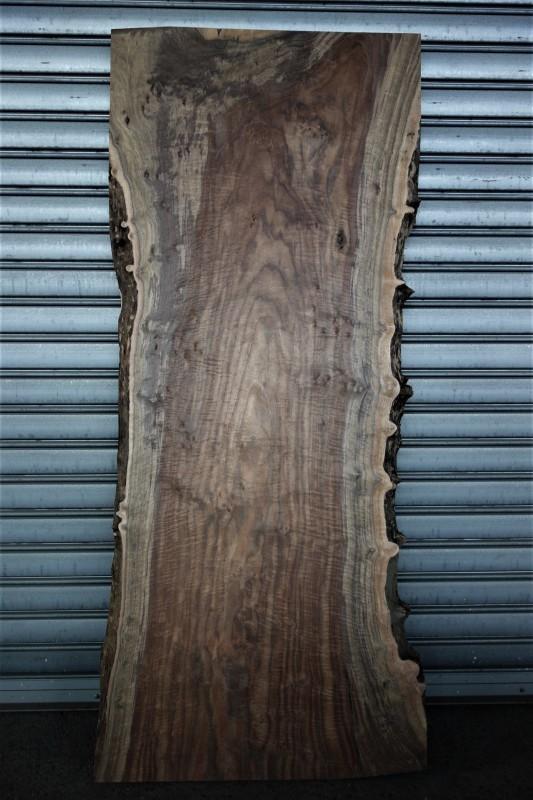クラロウォルナット Claro walnut 一枚板 A❸_e0156341_07382659.jpg