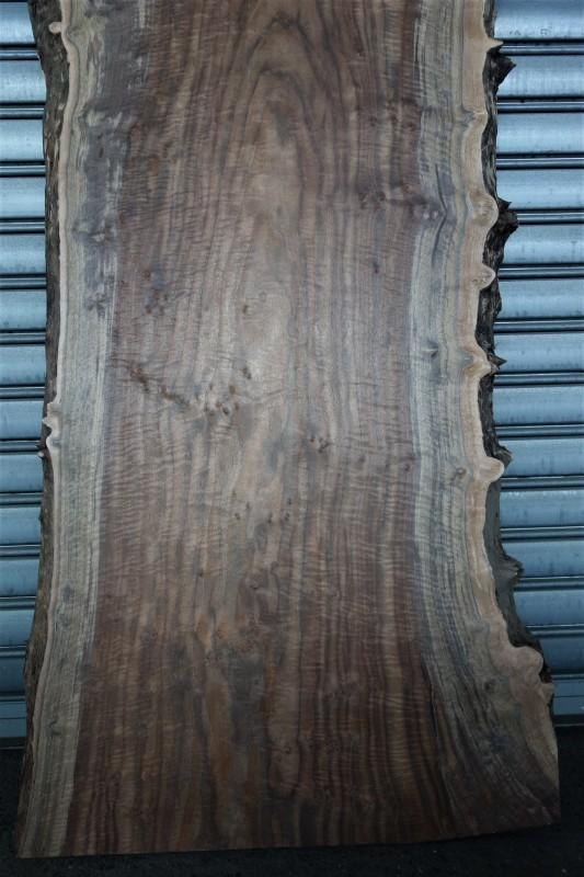クラロウォルナット Claro walnut 一枚板 A❸_e0156341_07384036.jpg