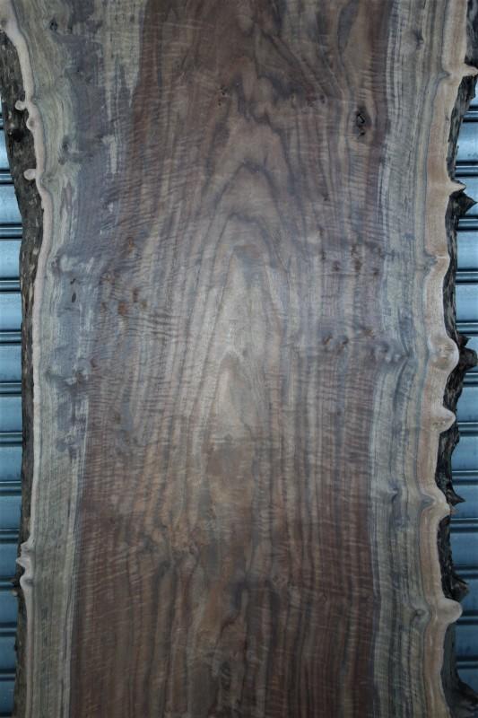 クラロウォルナット Claro walnut 一枚板 A❸_e0156341_07384669.jpg