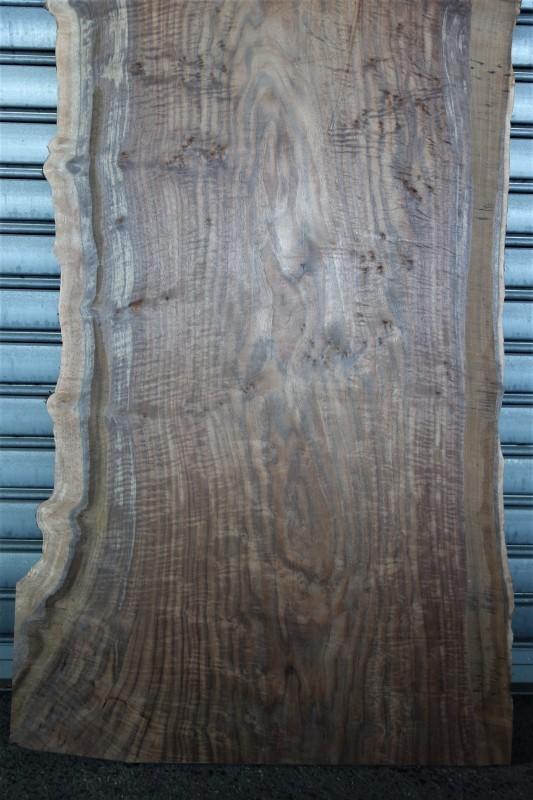 クラロウォルナット Claro walnut 一枚板 A❸_e0156341_07385892.jpg