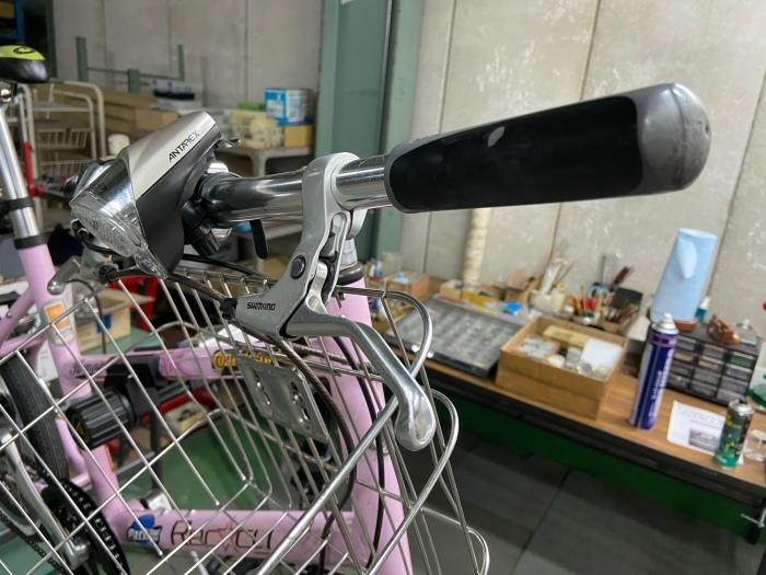 <通勤・買い物バイクの手入れ①>_a0386742_17301651.jpeg
