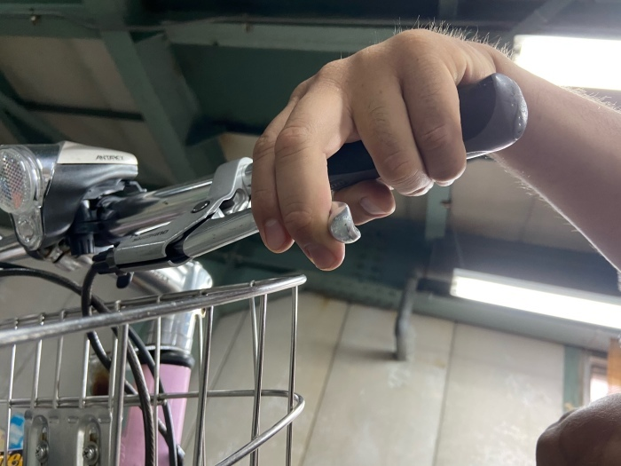 <通勤・買い物バイクの手入れ①>_a0386742_17302009.jpeg