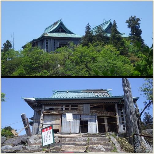 昨日のリベンジで英彦山へ_e0164643_16083550.jpg
