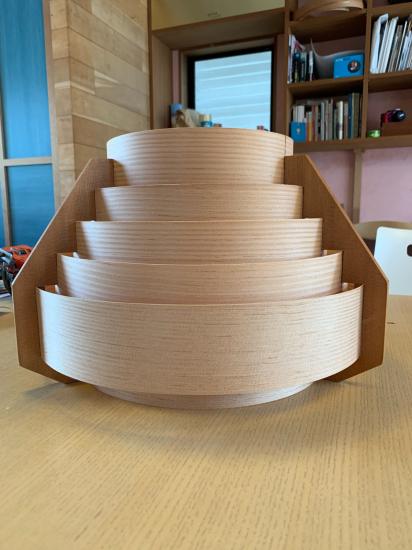 ヤコブセンランプ名作 JAKOBSSON LAMP 照明器具 修理 40_f0053665_08501438.jpg